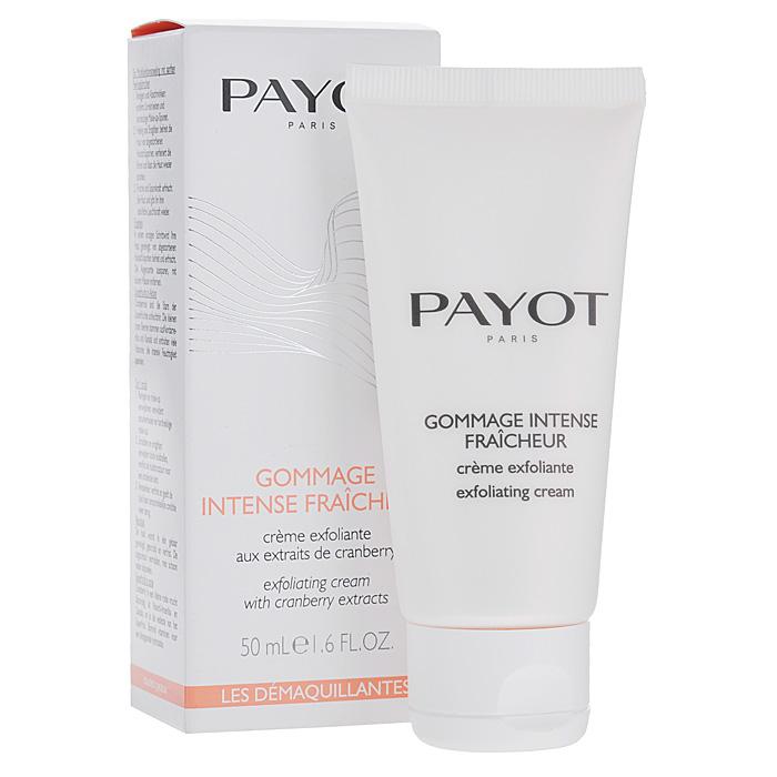 Payot Скраб для лица, очищающий, 50 мл65074179Скраб для лица подходит для любого типа кожи. Глубоко очищает кожу. удаляет загрязнения и выравнивает кожу, возвращает чистоту и баланс коже. Скраб для улучшения цвета лица с экстрактом клюквы интенсивного действия. Одно движение - и ваша кожа очищена от макияжа, загрязнений и ороговевших клеток и сияет красотой и здоровьем. Крем-скраб интенсивного действия с освежающим эффектом! Способ применения : применяется 1-2 раза в неделю. Небольшое количество средства нанесите на влажную кожу лица. Смойте чистой водой.