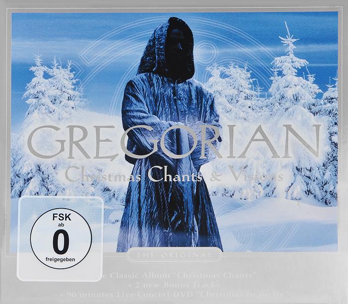 Gregorian. Christmas Chants & Visions (CD + DVD)