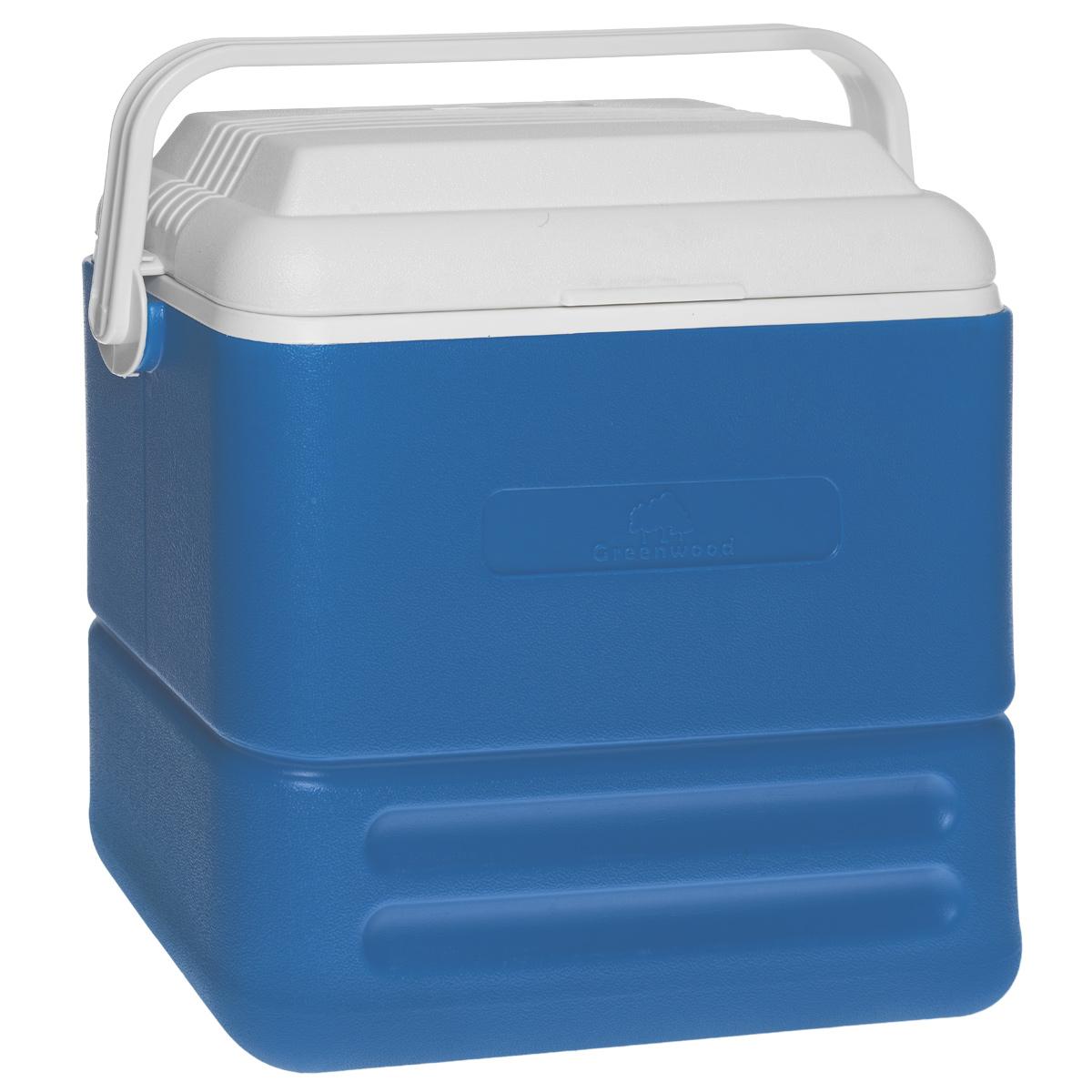 Изотермический контейнер Greenwood HS713, 16 л, 38 см х 23 см х 37,5 смHS713Изотермический контейнер Greenwood изготовлен из высококачественного полистирола и предназначен для сохранения определенной температуры продуктов во время длительных поездок. Между двойными стенками находится термоизоляционный слой, который обеспечивает сохранение продуктов горячими или холодными на 12 часов. Подходит для хранения сухого льда. Подвижная ручка фиксирует крышку и делает более удобной переноску контейнера.