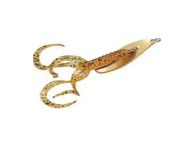 Блесна Mepps Timber Doodle OR, колеблющаяся, №1, 12 г4456С блесной Mepps Timber Doodle OR может ловить рыбу даже непрофессионал, даже в самых густых водных зарослях, поскольку она настоящая незацепляйка. Кроме того, у нее просто неотразимая игра, привлекающая, например, окуня или северную щуку. Она вибрирует при заглублении, поэтому подходит и для кастинга, и для троллинга. Блесна отделана золотом 24 пробы, крючки и соединяющие кольца изготовлены из нержавеющей стали. В комплект входят три приманки, внешне напоминающие сорняк. Блесна имеет несколько эффективных способов проводки, в том числе: ступенчатая, равномерная с подергиванием, равномерная в полводы с остановками и т.п. Колеблющаяся блесна подходит для ловли судака, щуки и окуня.