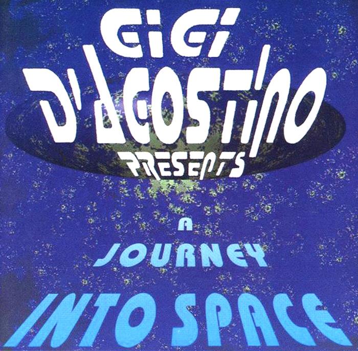 Gigi D'Agostino. A Journey Into Space 2014 Audio CD