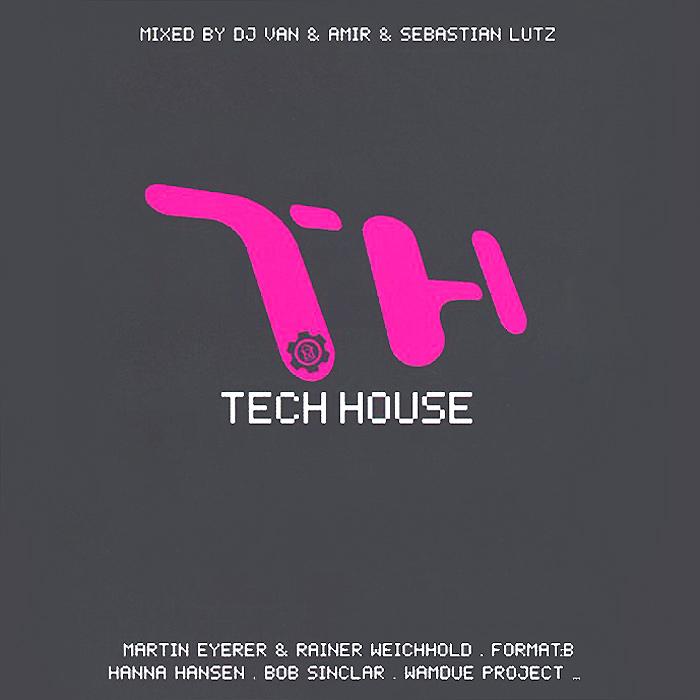 Techhouse (2 CD) 2014 2 Audio CD