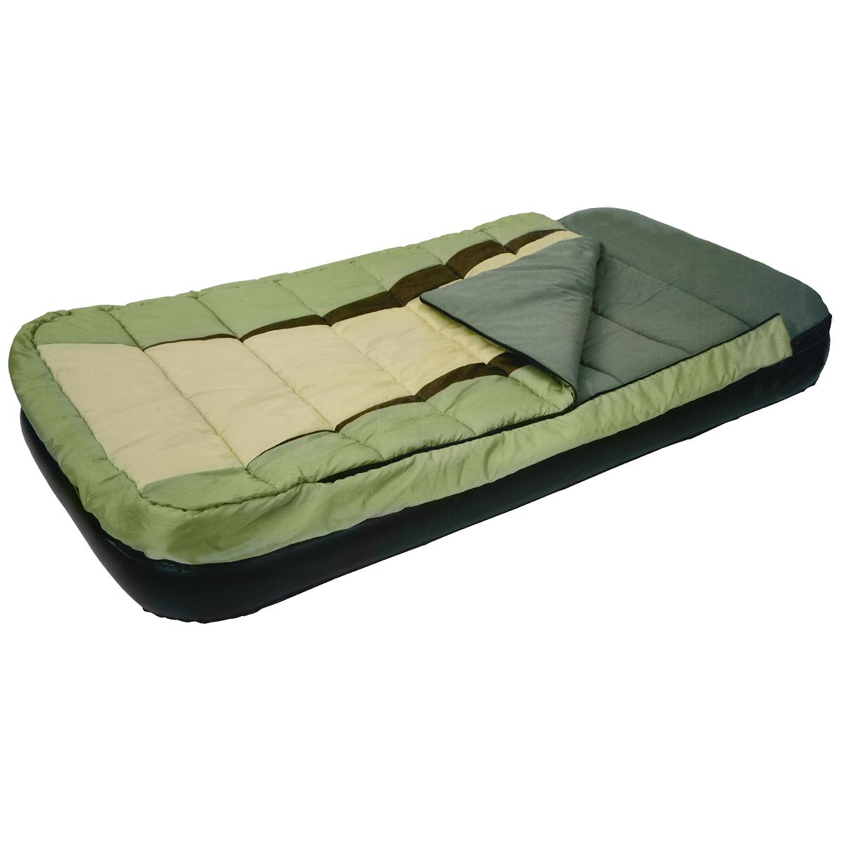 Кровать надувная Relax со спальником, 190 х 99 х 25 см