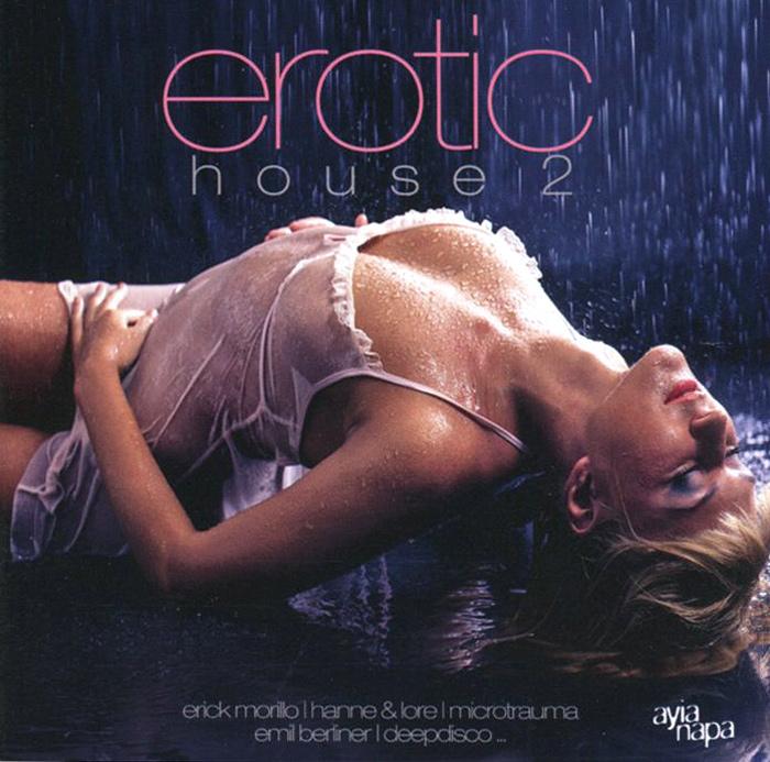 Erotic House 2 (2 CD) 2013 2 Audio CD