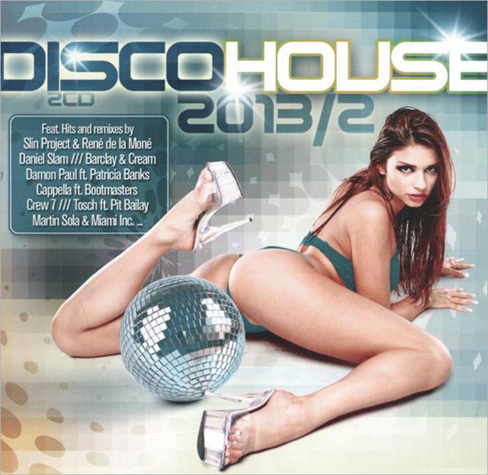 Disco House 2013 / 2 (2 CD) 2 Audio CD