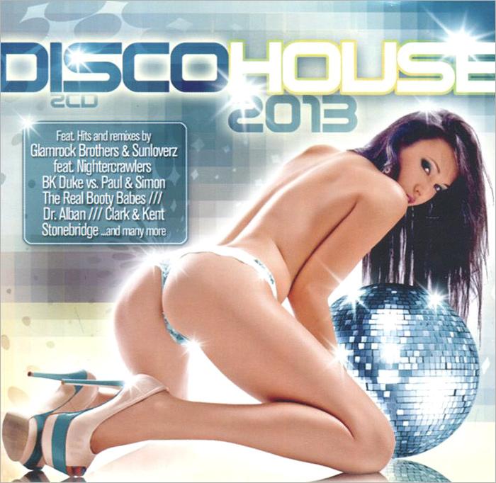 Disco House 2013 (2 CD) 2012 2 Audio CD