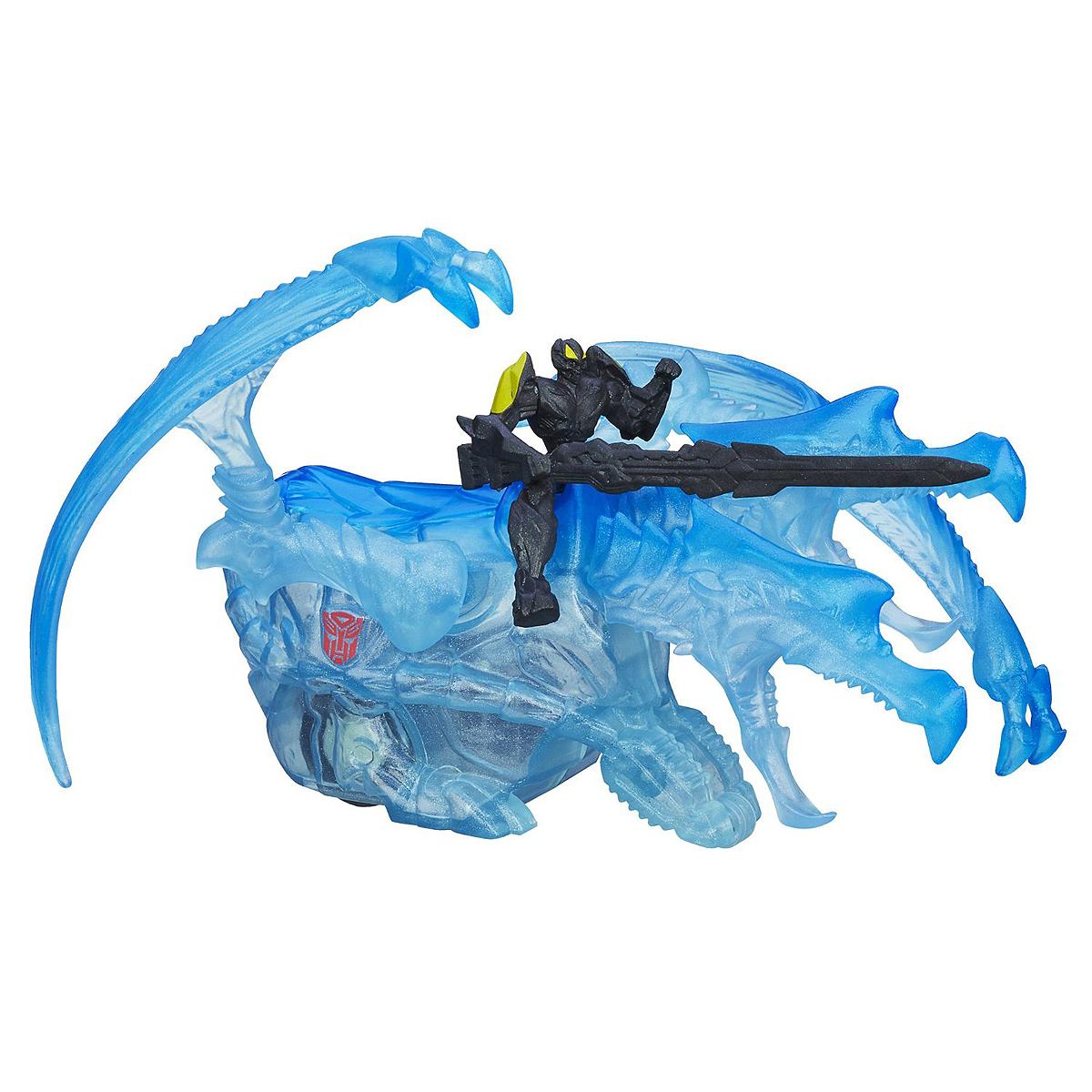 """Transformers Набор фигурок Дино Спарклс: """"Bumblebee and Strafe"""""""