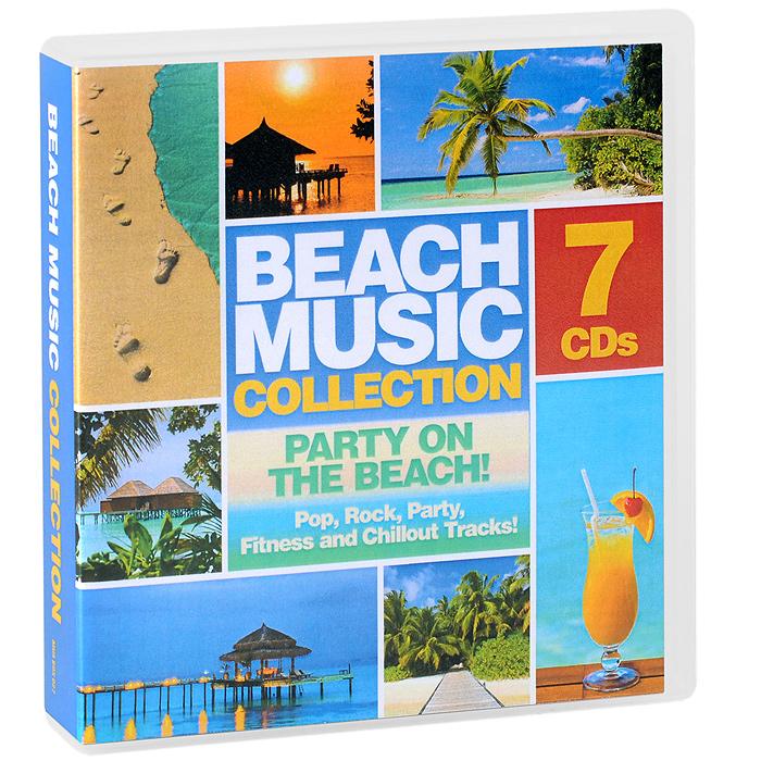 Beach Music Collection (7 CD) 2014 7 Audio CD