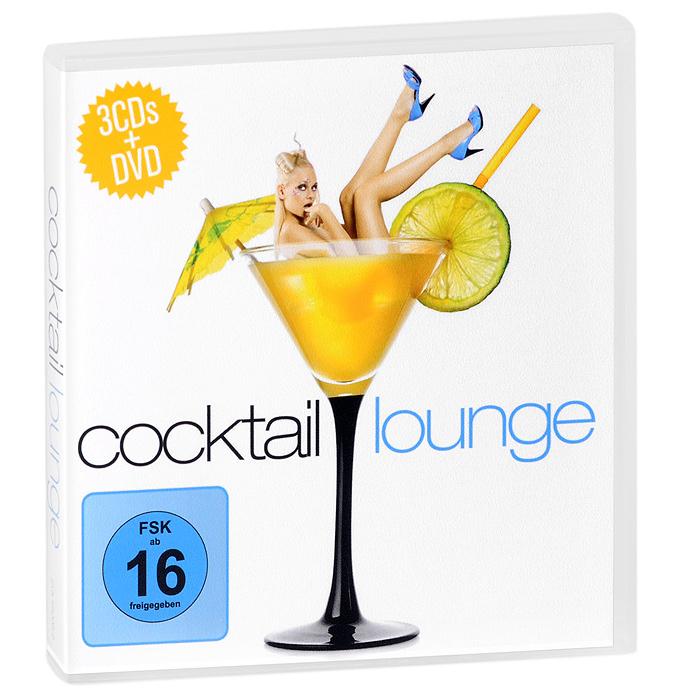 Cocktail. Lounge (3 CD + DVD) 2013 2 CD + DVD