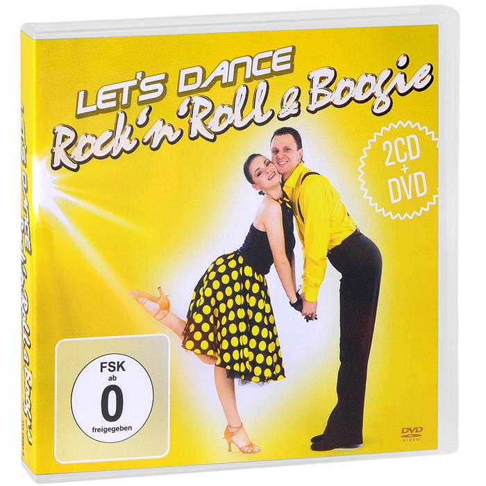 Let's Dance. Rock'n'Roll & Boogie (2 CD + DVD)