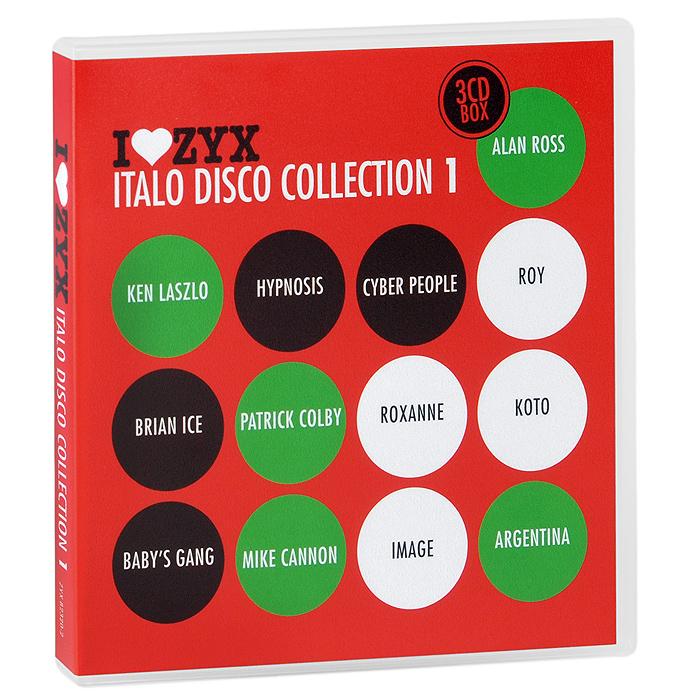 Italo Disco Collection 1 (3 CD)