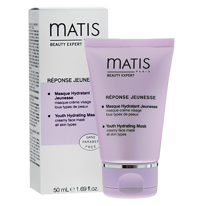 Matis Маска для лица, увлажняющая, 50 мл38520MМаска с легкой кремовой текстурой дарит идеальное увлажнение. Активные ингредиенты оптимизируют запас влаги в клетках кожи. Идеально увлажненная кожа вновь обретает комфорт и эластичность. Цвет кожи яркий и сияющий. Интенсивное увлажнение продолжительного действия: +51% через 30 минут после нанесения. +33% через 8 часов после нанесения. Благодаря высокому содержанию антиоксидантов маска не только мгновенно увлажняет кожу, но и сохраняет ее молодость, предупреждает старение. Активные компоненты : Экстракт пурпурной орхидеи - смягчает и успокаивает кожу (содержит растительную клейковину, полисахариды) и защищает от свободных радикалов, сохраняет молодость кожи (содержит полифенолы). Экстракт клюквы - препятствует образованию пигментации, смягчает кожу, укрепляет сосуды, тонизирует, повышает сопротивляемость кожи. Усиливает транспортировку и усвоение кислорода, помогает коже сохранить молодость за счет высокого содержания...