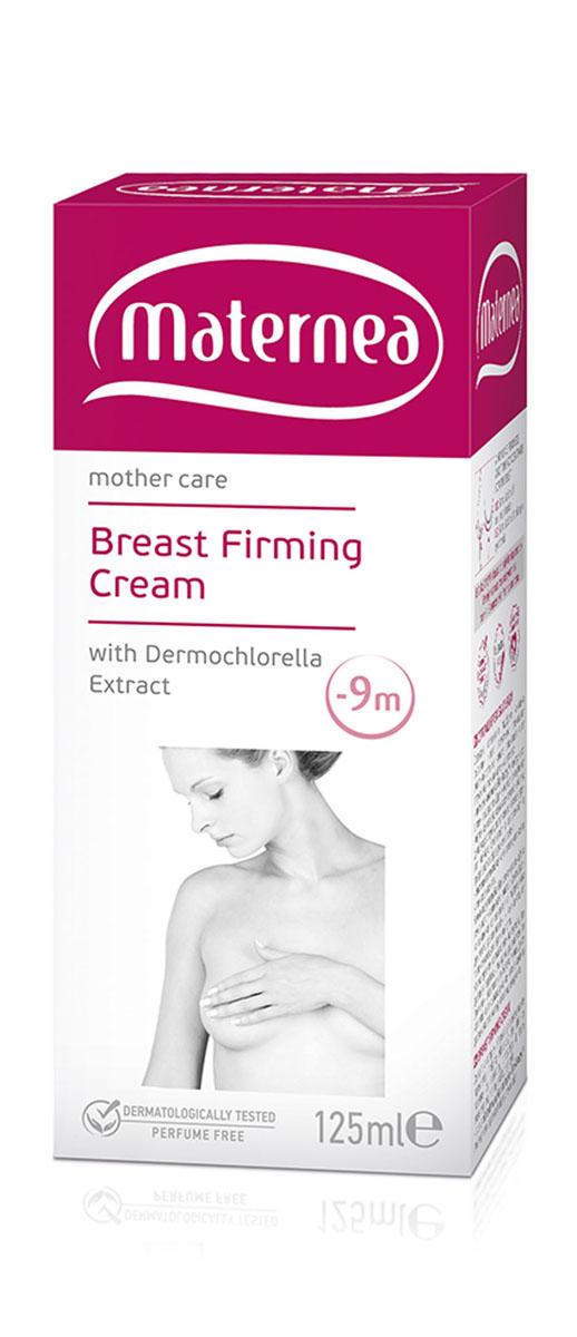 Maternea Крем для бюста Breast Firming Cream, подтягивающий, 125 мл300057Подтягивающий крем для бюста содержит специально подобранные активные вещества, которые эффективно повышают эластичность кожи, предупреждают ее от провисания, питают и увлажняют. Кожа становится здоровой, мягкой и упругой. - Активный биотехнологический комплекс Bio-Bustyl® и экстракт зеленых водорослей Дермохлорелла стимулируют клеточный метаболизм и синтез коллагена, глубоко реструктурируют кожу, обеспечивая ее подтянутость и эластичность и предупреждают образование растяжек. - Экстракт кигелии (Kigelia Africana) смягчает, тонизирует и успокаивает кожу. Способ применения: наносите утром и/или вечером, массируя кожу круговыми движениями от основы груди к декольте, продвигаясь к шее. С первых месяцев беременности. Может быть использован и кормящими матерями, но необходимо хорошо промывать область сосков перед кормлением младенца. Товар сертифицирован.