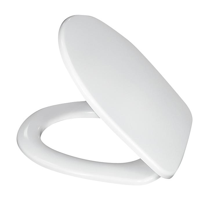 Сиденье для унитаза Iddis, цвет: белый. ID 126 DpID 126 Dp