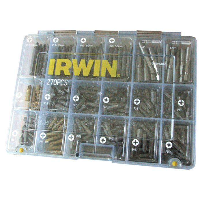 Набор бит и держателей Irwin, 270 шт 10504382