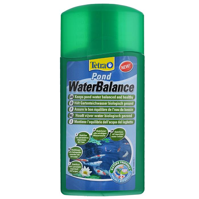 Средство для стабилизации параметров воды Tetra Pond WaterBalance, 500 мл179998Средство Tetra Pond WaterBalance представляет собой кондиционер, необходимый для стабилизации показателей воды в пруду. Он поддерживает необходимый баланс воды, стабилизирует показатели рН и жесткости. Это создает оптимальные условия для существования рыб, микроорганизмов и растений. Кроме того, препарат обогащен витаминами и органическими веществами, поддерживающими размножение полезных микроорганизмов. Средство улучшает способность водной среды к самоочищению, за счет чего улучшаются условия для жизни обитателей пруда. Товар сертифицирован.