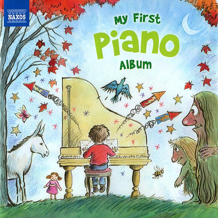 My First Piano Album 2014 Audio CD