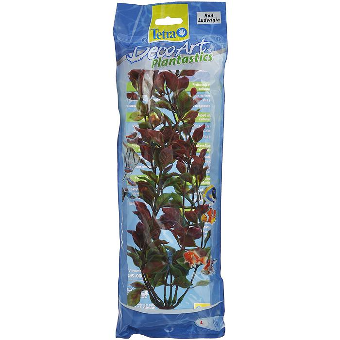 Искусственное растение для аквариума Tetra Людвигия L607040Это растение хорошо подойдет для оформления аквариума. Естественно выглядящее искусственное растение; Для использования в любых аквариумах; Создает отличное место для укрытия (в т.ч. для метания икры); Легко и быстро устанавливается, является абсолютно безопасным; Не требует ухода; Долгое время не теряет форму и окраску. Высота растения: 30 см.