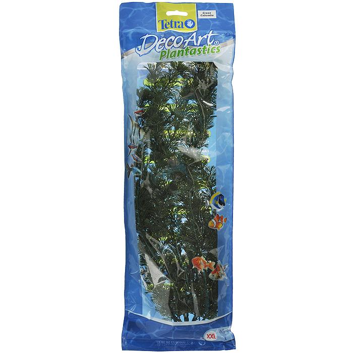 Искусственное растение для аквариума Tetra Кабомба XXL607149Это растение хорошо подойдет для оформления аквариума. Естественно выглядящее искусственное растение; Для использования в любых аквариумах; Создает отличное место для укрытия (в т.ч. для метания икры); Легко и быстро устанавливается, является абсолютно безопасным; Не требует ухода; Долгое время не теряет форму и окраску. Высота растения: 46 см.