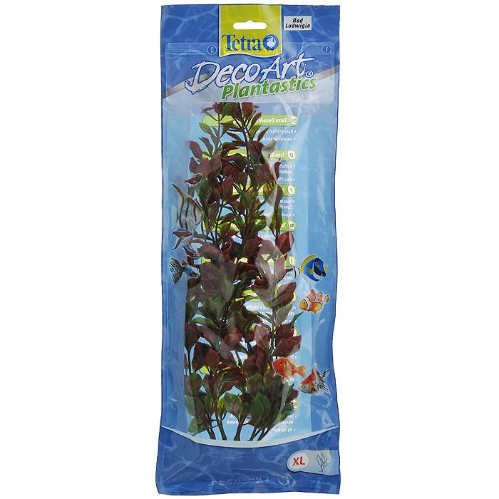 Искусственное растение для аквариума Tetra Людвигия XL607101Это растение хорошо подойдет для оформления аквариума. Естественно выглядящее искусственное растение; Для использования в любых аквариумах; Создает отличное место для укрытия (в т.ч. для метания икры); Легко и быстро устанавливается, является абсолютно безопасным; Не требует ухода; Долгое время не теряет форму и окраску. Высота растения: 38 см.
