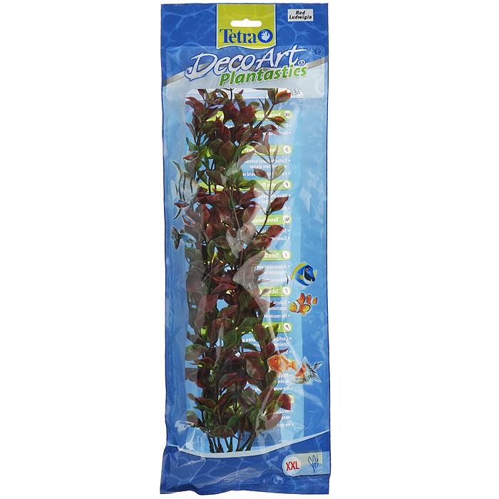 Искусственное растение для аквариума Tetra Людвигия XXL607163Это растение хорошо подойдет для оформления аквариума. Естественно выглядящее искусственное растение; Для использования в любых аквариумах; Создает отличное место для укрытия (в т.ч. для метания икры); Легко и быстро устанавливается, является абсолютно безопасным; Не требует ухода; Долгое время не теряет форму и окраску. Высота растения: 46 см.