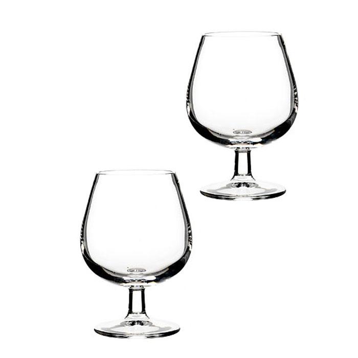 Набор бокалов для бренди Napoleon, 300 мл, 2 шт431962Набор Napoleon, выполненный из стекла, состоит из двух бокалов для бренди. Бокал имеет пузатую форму и узкое горлышко, которое не даст быстро улетучится, прекрасному аромату этого благородного напитка.