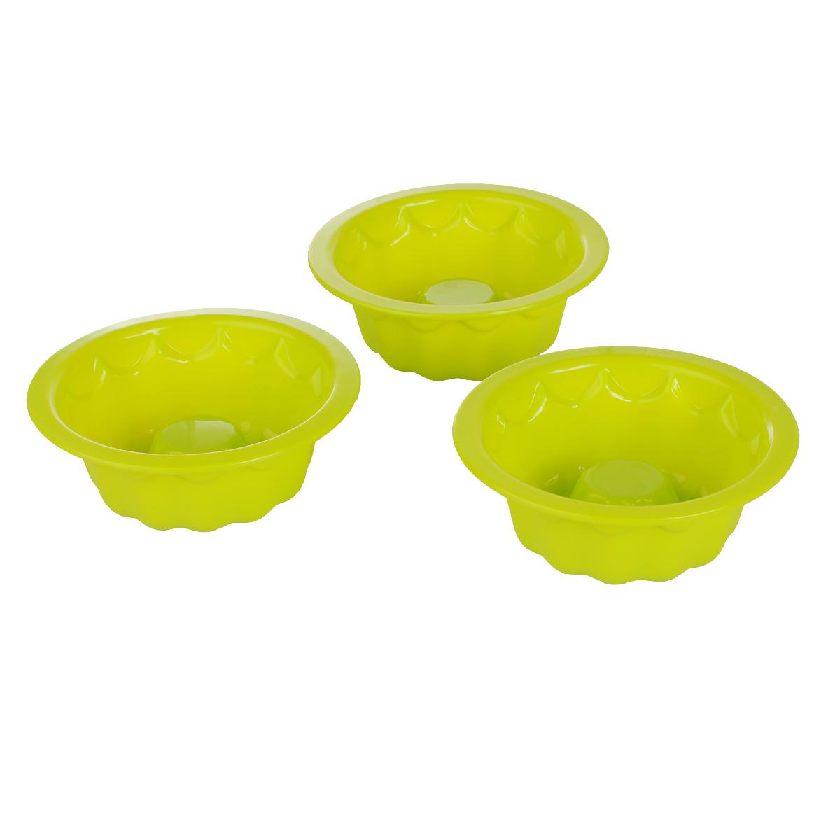 Набор форм для выпечки Кольцо, 3 шт830-129