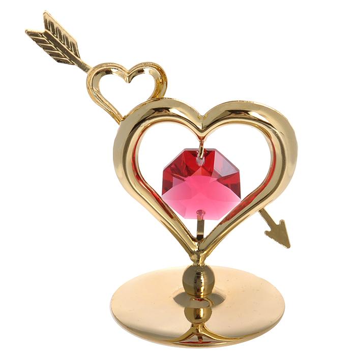 Фигурка сувенирная Сердце со стрелой. 692736692736