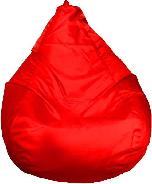 Кресло-мешок Orange, объем 300 л, цвет: красный52002Кресло-мешок Orange изготовлено из спанбонда и оксфорда наполнен гранулами вспененного полистирола. Кресло-мешок выполнено в форме груши, оно очень легкое, принимает форму тела, долговечное, экологичное и имеет низкую теплопроводность. Благодаря чему прекрасно подходит для использования в квартирах и загородных домах, гостиницах и домах отдыха, кафе, детских садах и школах, клубах и кинотеатрах, а также офисов и салонах.