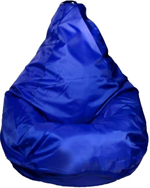 Кресло-мешок Orange, объем 300 л, цвет: синий52003Кресло-мешок Orange изготовлено из спанбонда и оксфорда наполнен гранулами вспененного полистирола. Кресло-мешок выполнено в форме груши, оно очень легкое, принимает форму тела, долговечное, экологичное и имеет низкую теплопроводность. Благодаря чему прекрасно подходит для использования в квартирах и загородных домах, гостиницах и домах отдыха, кафе, детских садах и школах, клубах и кинотеатрах, а также офисов и салонах.