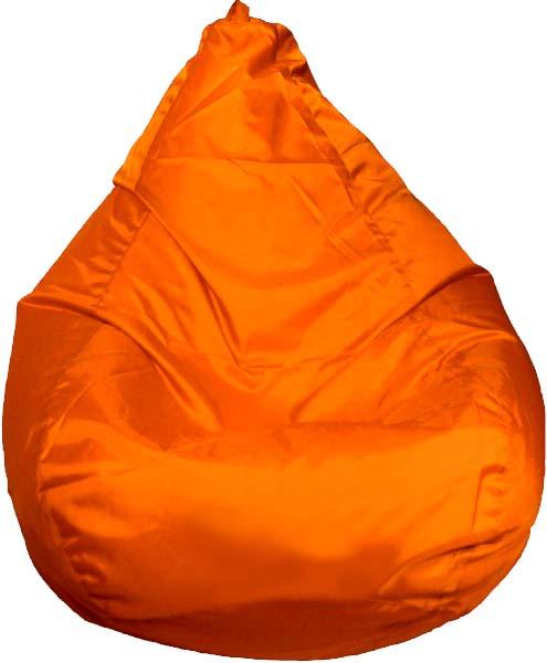 Кресло-мешок Orange, объем 300 л, цвет: оранжевый52004Кресло-мешок Orange изготовлено из спанбонда и оксфорда наполнен гранулами вспененного полистирола. Кресло-мешок выполнено в форме груши, оно очень легкое, принимает форму тела, долговечное, экологичное и имеет низкую теплопроводность. Благодаря чему прекрасно подходит для использования в квартирах и загородных домах, гостиницах и домах отдыха, кафе, детских садах и школах, клубах и кинотеатрах, а также офисов и салонах.