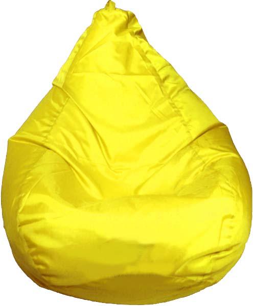 Кресло-мешок Orange, объем 300 л, цвет: желтый52005Кресло-мешок Orange изготовлено из спанбонда и оксфорда наполнен гранулами вспененного полистирола. Кресло-мешок выполнено в форме груши, оно очень легкое, принимает форму тела, долговечное, экологичное и имеет низкую теплопроводность. Благодаря чему прекрасно подходит для использования в квартирах и загородных домах, гостиницах и домах отдыха, кафе, детских садах и школах, клубах и кинотеатрах, а также офисов и салонах.