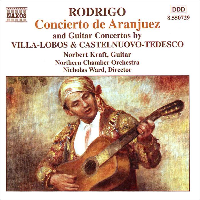 Rodrigo. Concierto De Aranjuez