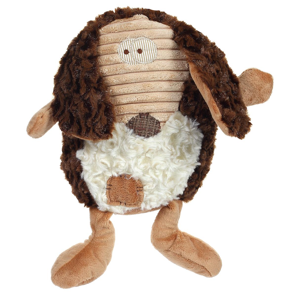 Мягкая игрушка Magic Bear Toys Коричневая собака, 24 смJC-12992-DОчаровательная мягкая игрушка Magic Bear Toys Коричневая собака вызовет умиление и улыбку у каждого, кто ее увидит. Она выполнена из мягкого плюша, искусственного меха и текстильного материала в виде забавного коричневого песика с длинными ушками и является частью коллекции молодого дизайнера Джеки Чиноко. Удивительно мягкая игрушка принесет радость и подарит своему обладателю мгновения нежных объятий и приятных воспоминаний. Дизайнерская игрушка приятно удивит вас оригинальностью идеи и высоким качеством исполнения. Она станет отличным подарком для детей и взрослых.