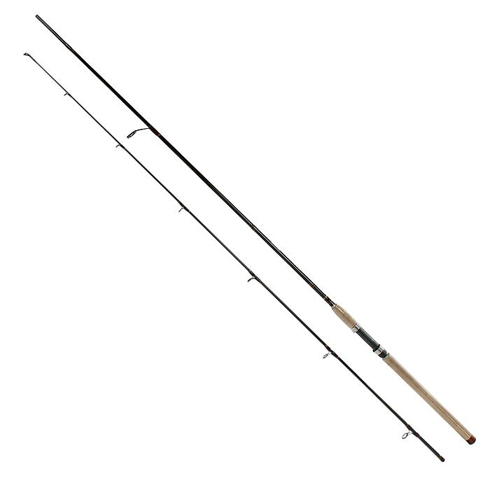 Удилище спиннинговое Daiwa New Exceler, штекерное, 2,4 м, 15-50 г38135Спиннинги этой серии созданы для ловли лососевых рыб в широком диапазоне длин и тестов. Средний строй успешно гасит сильные рывки рыбы и позволяет сделать дальний заброс. Оптимально работают с вращающимися и колеблющимися блеснами, воблерами при прямой проводке. Высокомодульный графит делает бланки невероятно легкими и идеально сбалансированными, с быстрой вершинкой и прочным бланком.
