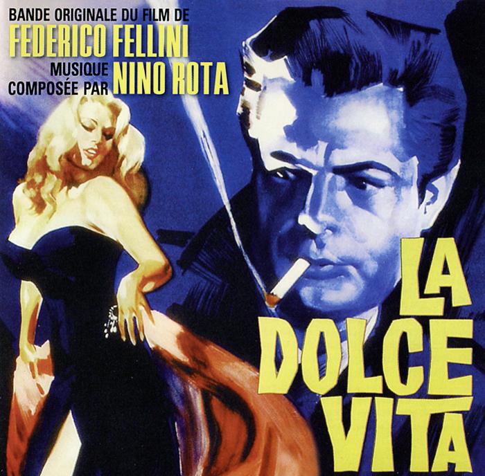 Zakazat.ru: Nino Rota. La Dolce Vita. Bande Originale Du Film