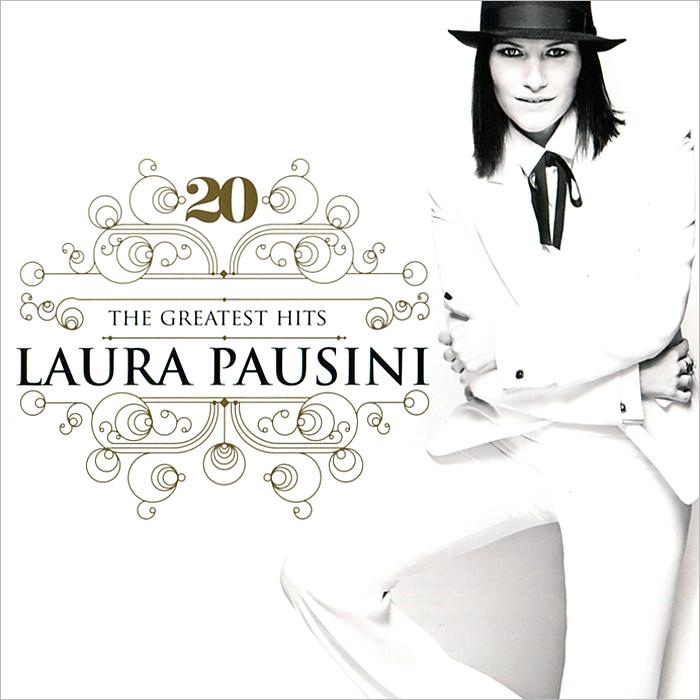 Laura Pausini. 20 The Greatest Hits (2 CD) 2013 2 Audio CD