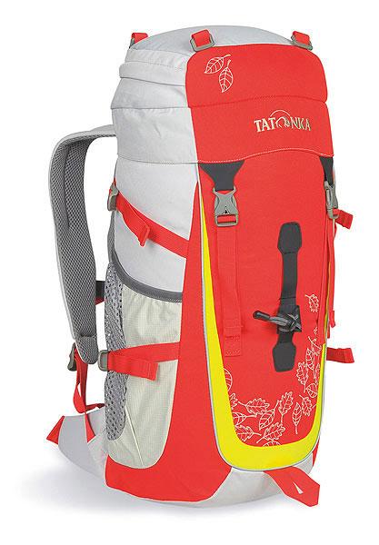 Детский спортивный рюкзак Tatonka Baloo, цвет: красный, белый, 22 л. 1807.0151807.015Настоящий треккинговый рюкзак для детей старше 10 лет. По оснащению Baloo ни в чем не уступает взрослым треккинговым рюкзакам. Система подвески и спинка с мягкой подкладкой специально разработаны с учетом детской анатомии. Особенности: Подвеска: Padded Back Материал: Textreme 6.6; Cross Nylon 420HD; AirMesh Мягкие лямки Боковые стяжки Петля для крепления палок Нагрудный и поясной ремни Боковые карманы Светоотражающие вставки