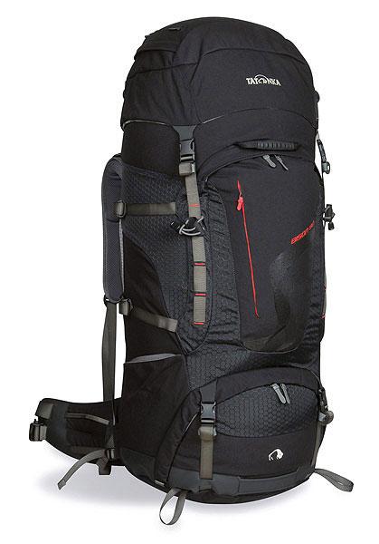 Рюкзак туристический Tatonka Bison 90, цвет: черный, 90 л1428.040