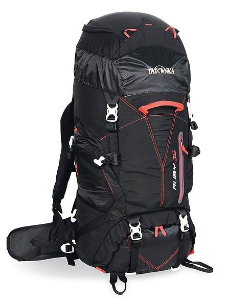Рюкзак спортивный Tatonka Ruby 35, цвет: черный1380.040
