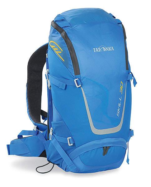 Рюкзак спортивный Tatonka Skill 30, цвет: голубой, 30 л1480.194