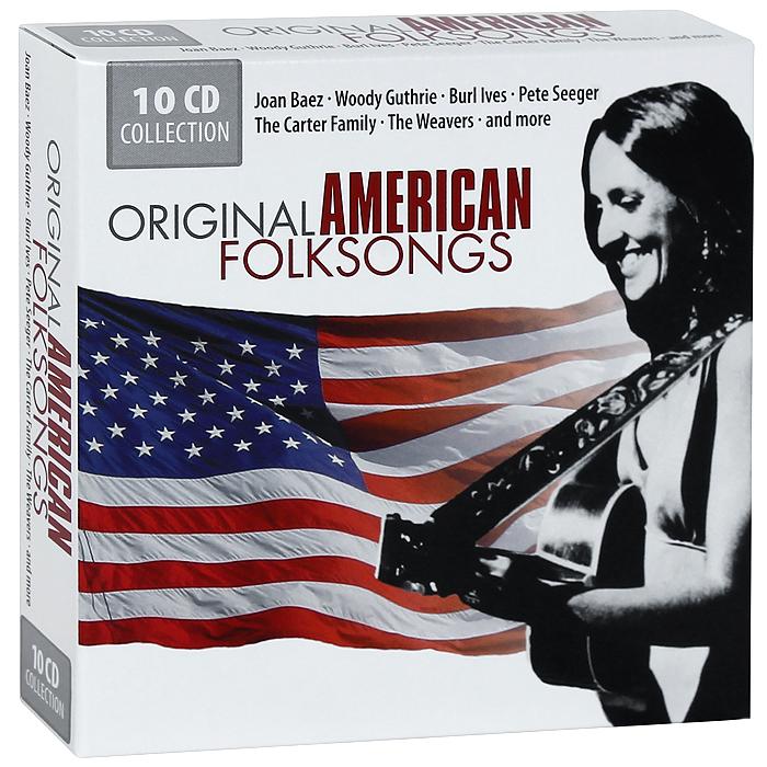 Zakazat.ru: Original American Folksongs (10 CD)