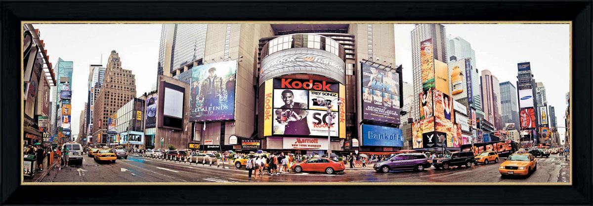 Постер в раме Postermarket Нью-Йорк, 33 см х 95 смPM-3305Постер в раме Postermarket Нью-Йорк - это современное и актуальное направление в дизайне любых помещений. Красочное изображение города Нью-Йорк расположено под стеклом в багетной раме. В комплект входят два крепления для размещения картины на стене. Постер в раме с изображением Нью-Йорка украсит не только интерьер дома, офиса, бара, кафе, ресторана или гостиницы, но и станет отличным подарком. Постер в раме Postermarket Нью-Йорк надежно упакован в пленку с противоударными уголками. Размер картины: 33 см x 95 см.