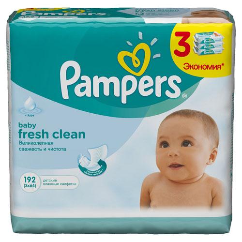 Pampers Детские влажные салфетки Baby Fresh Clean 192 штPA-81448480Великолепная свежесть и чистота! Чтобы сохранить кожу малыша здоровой, ее необходимо регулярно очищать. При этом купать малыша рекомендуется не чаще, чем 1 раз в 2–3 дня. Но подарить детской коже ощущение свежести, как после купания, можно с помощью салфеток Pampers Baby Fresh Clean. Детские влажные салфетки Pampers Baby Fresh Clean содержат только мягкие компоненты, придающие коже малыша свежесть и сияние. Влажные салфетки Pampers увлажняют и ухаживают за чувствительной детской кожей лучше, чем просто вода. - Уникальная мягкая текстура ™. - Лосьон с ромашкой для здоровья нежной кожи малыша. - Без содержания спирта. - Дерматологически протестировано. Состав бальзама: AQUA, CITRIC ACID, PEG-40 HYDROGENATED CASTOR OIL, BENZYL ALCOHOL, SODIUM CITRATE, PHENOXYETHANOL, XANTHAN GUM, SODIUM BENZOATE, DISODIUM EDTA, BIS-PEG/PPG-16/16 PEG/PPG-16/16 DIMETHICONE, PARFUM, ETHYLHEXYLGLYCERIN, CAPRYLIC/CAPRIC TRIGLYCERIDE, MALTODEXTRIN, ALOE...