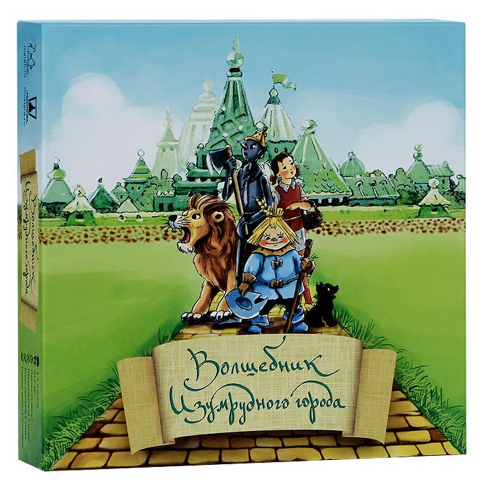 Настольная игра Magellan Волшебник Изумрудного городаMAG00774Элли и Тотошка с друзьями очень хотят попасть в Изумрудный город по дороге из желтого кирпича. Нужно помочь им, выполняя простые и веселые задания. Например, сделать зарядку и при этом назвать волшебные предметы, чтобы Железный Дровосек победил ржавчину. Или стать чудо-монстром, чтобы Страшила смог переплыть реку. А ходить с закрытыми глазами по комнате вам придется для того, чтобы вывести Льва с макового поля. Игра выполнена по механике знаменитой «Merlin Zinzin», популярной в Америке и Европе. По дороге в Изумрудный город, друзей подстерегают многие опасности, и к тому же за ними гонится злая колдунья Бастинда. Поэтому нужно спешить к Великому и Ужасному Гудвину, который исполнит заветные желания. Не стоит медлить - Бастинда уже начала погоню! Все игроки выигрывают, если все пять персонажей (видимых) дошли до Изумрудного города и или если до Изумрудного города дошли четыре видимых персонажа и 1 невидимый. Все игроки проигрывают, если Бастинда догнала на игровом поле...