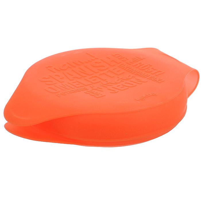 Форма для испанского омлета Lekue, силиконовая, цвет: красный, 800 мл3402800R10U008