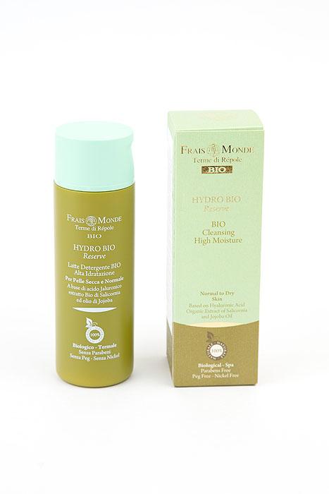 Frais Monde Тоник для снятия макияжа и очищения кожи лица, увлажняющий, 200 млBFM048Тоник Frais Monde нежно очищает, поддерживая водный баланс кожи. Комплекс активных компонентов придает коже мягкость, свежесть, эластичность и здоровое сияние. Активные ингредиенты: Гиалуроновая кислота - удерживает воду в клетках. Сок стеблей органического ячменя - обладает антиоксидантным и противовоспалительным действием. Способ применения : утром и вечером после применения очищающего молочка или геля для умывания нанесите небольшое количество тоника на ватный томпон и протрите лицо. Товар сертифицирован.