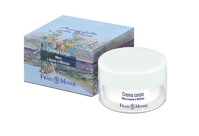 """Frais Monde Крем для тела """"Море, лимонное дерево и мимоза"""", 200 мл"""
