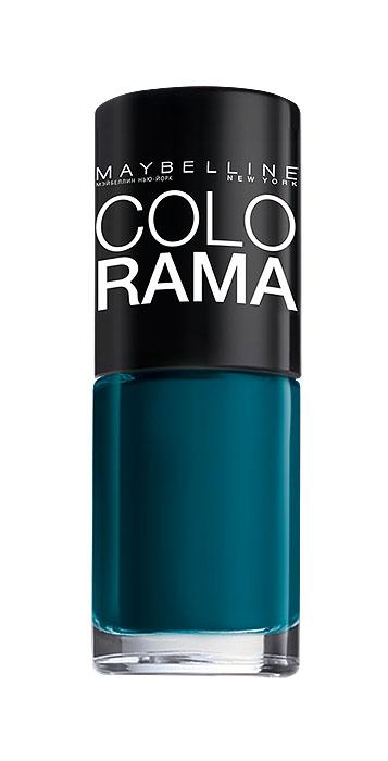 Maybelline New York Лак для ногтей Colorama, оттенок 284, Незабываемый синий, 7 млB2339202Самая широкая палитра оттенков новых лаков Колорама. Яркие модные цвета с подиума. Новая формула лака Колорама обеспечивает стойкое покрытие и создает еще более дерзкий, насыщенный цвет, который не тускнеет. Усовершенствованная кисточка для более удобного и ровного нанесения, современная упаковка. Лак для ногтей Колорама не содержит формальдегида, дибутилфталата и толуола.