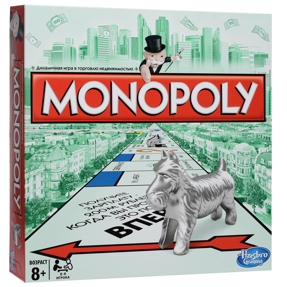 Настольная игра Монополия. Классическая
